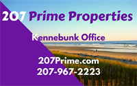 207 Prime Properties, LLC