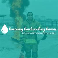 honoring hardworking heroes discount