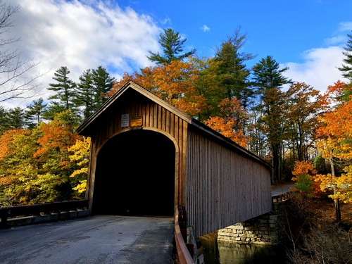 Babb's Covered Bridge