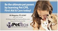 Porches and Pets: Human and Pet CPR and First Aid