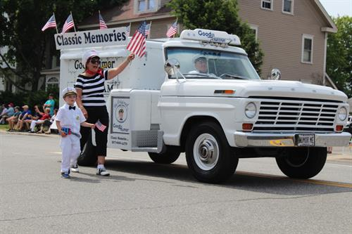 Sanford July 4th Parade