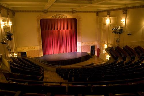 This historic 123 year old theater is an impressive jewel in the Heart of Biddeford.