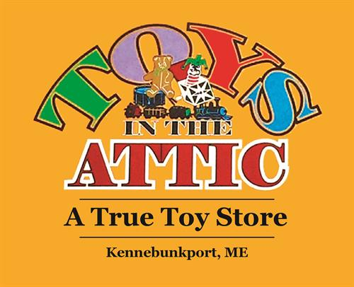 Come visit soon!  A True Toy Store!