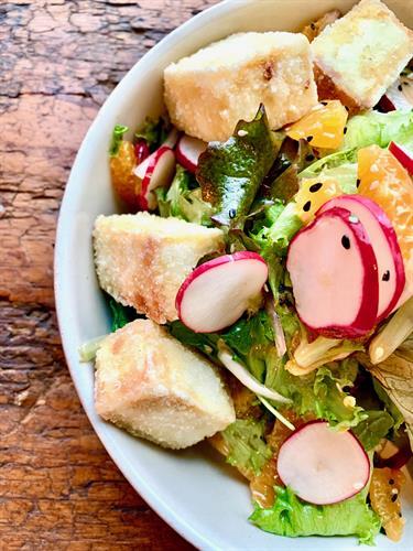 Tofu Salad special
