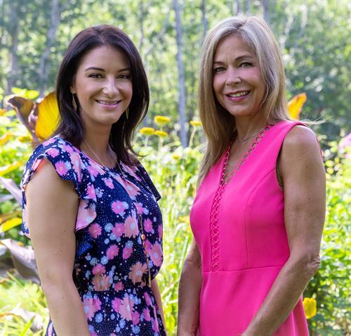 Brittany Karahalios and Caryn James- Seaside Insurance Agency