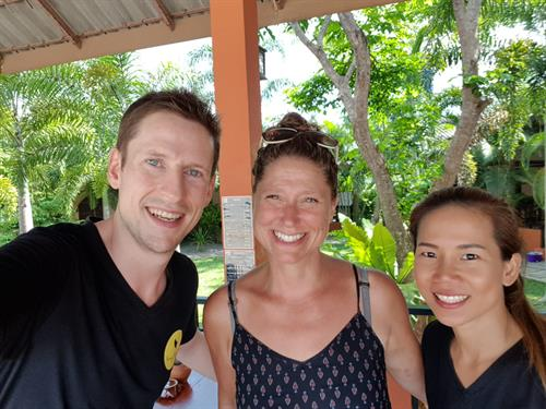 Traveling and Teaching in Thailand