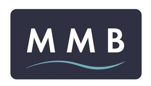 MMB MBA Blue Logo