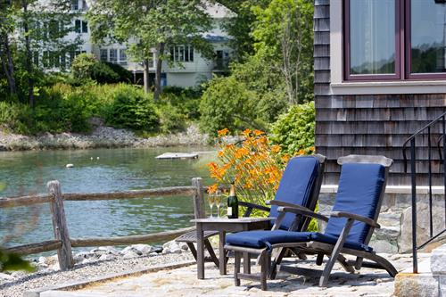 Cottage Water View