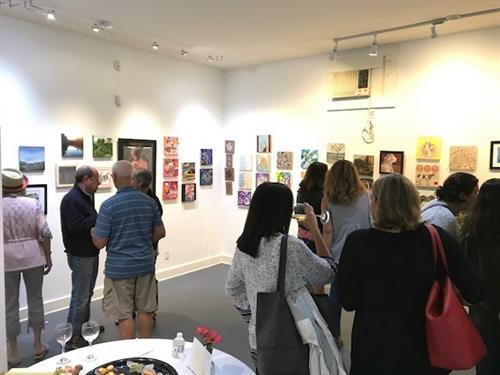 100 x 100 Summer Art Show
