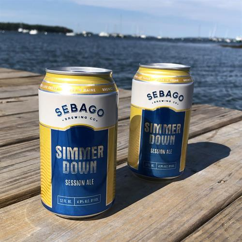 Nothing says summer like an ice cold Simmer Ale (and the GM's favorite).