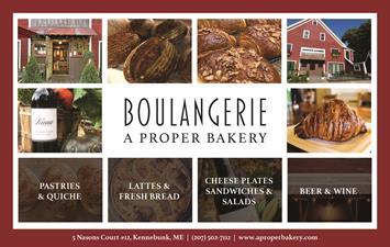 Boulangerie - A Proper Bakery
