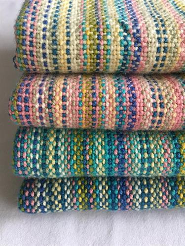 Hand loomed textiles