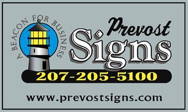 Prevost Signs