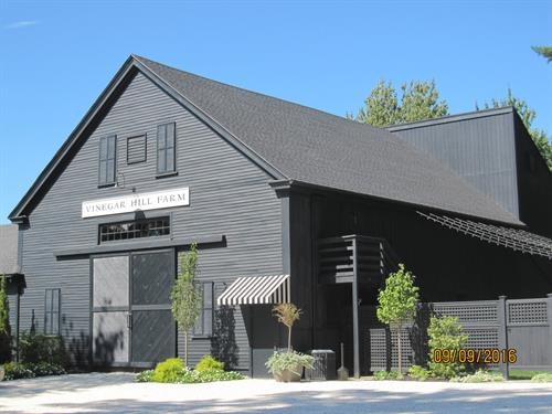 Exterior, Vinegar Hill, Arundel