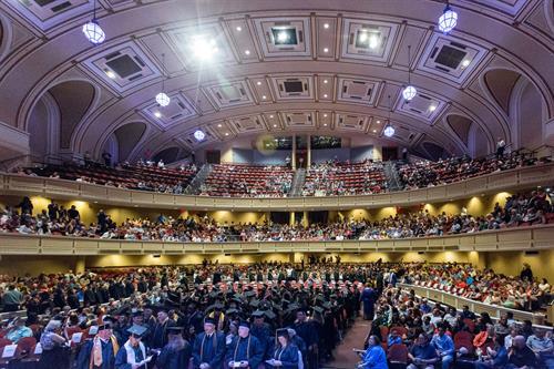 2017 Graduation at Merrill Auditorium