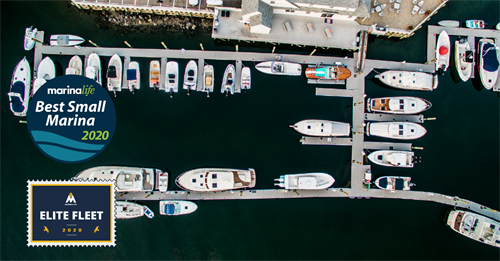 We are honored to be Best small marina 2020 and Elite Fleet boater choice winner !!