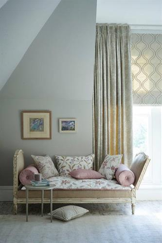 Pillows, Upholstery, Drapes, Roman Shades, Fabric, Clarke and Clarke