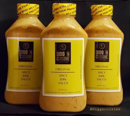 Original Soicy Jerk Sauce