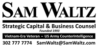 SamWaltz.com Strategic Capital & Business Counsel