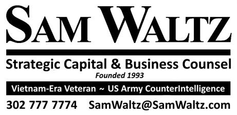 SamWaltz.com Strategic Capital & Business Counsel