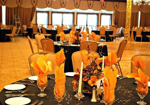 Our Golden Belle Ballroom 2