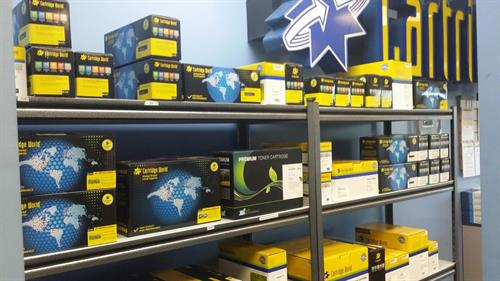 Hundreds of laser products in stock everyday