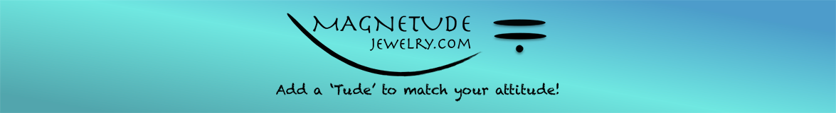Magnetude Jewelry Counteracting the effects of 5G/EMF's
