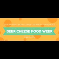 Beer Cheese Food Week