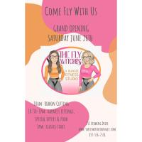The Fly Witches Grand Opening & Ribbon Cutting