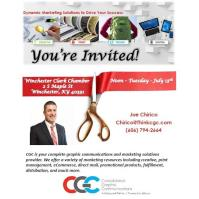 Consolidated Graphic Communications Ribbon Cutting