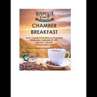 WMU - Chamber Breakfast