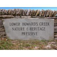 Lower Howard's Creek Tree Week Hike