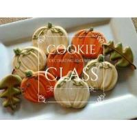 Harkness Edwards Vineyards - Harvest Cookie Decorating and Wine Class