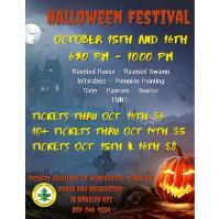 Winchester Clark County Parks and Rec Halloween Festival