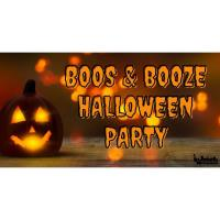 DJ's Steakhouse - Boos & Booze Halloween Party