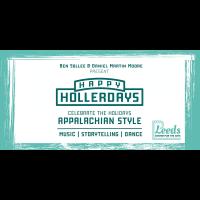 Ben Sollee & Daniel Martin Moore Present Happy Hollerdays