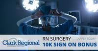 RN - Surgery (days) $5K Sign on Bonus