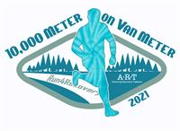 10,000 Meter on Van Meter