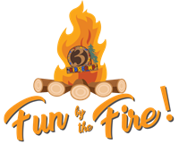 Fun by the Fire at Channel 3 Kids Camp