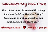 Free Valentine's Day Dance Party!