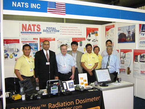 NATS Asia Team