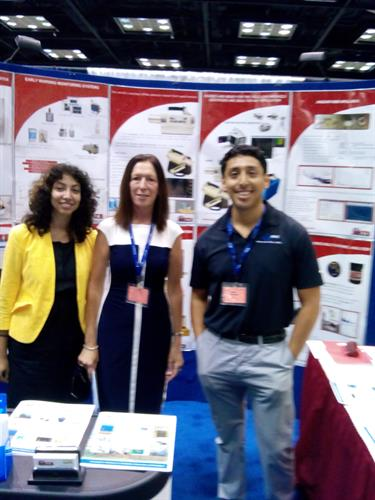 NATS Team in US National Health Physics Meeting