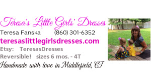 Teresa's Little Girls' Dresses, LLC
