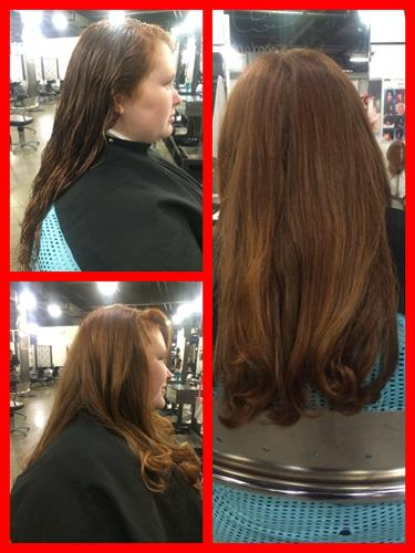 Color/ Blow Dry