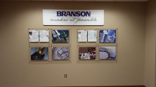 Executive Conference Room Graphic Panels