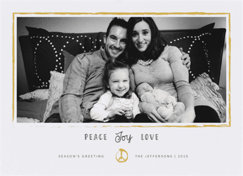 Holiday Cards ( Peace, Joy, & Love )