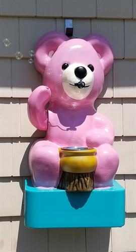 Bubble Bear Greeter