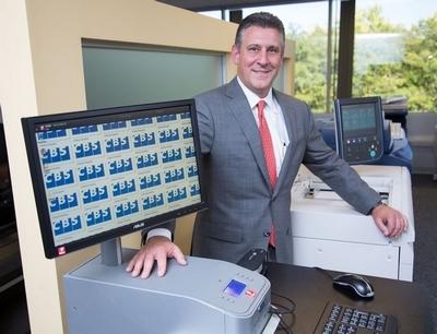 CBS President Jay Cartisano