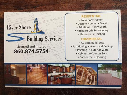 River Shore Building Services LLC