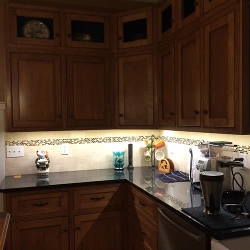 Kitchen remodel 2016